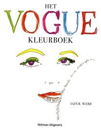 Het Vogue kleurboek