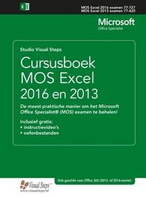 Cursusboek MOS Excel 2016 en 2013 - Basis