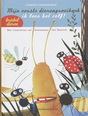 Mijn eerste dierengroeiboek - kriebeldieren