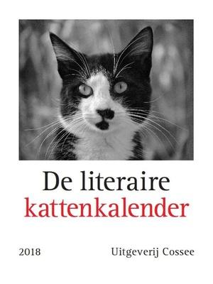 De literaire kattenkalender - 2018