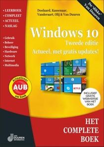 Het Complete boek Windows 10 - 2e editie