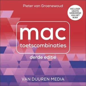 Mac toetsencombinaties