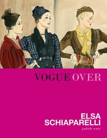 Vogue over Elsa Schiaparelli
