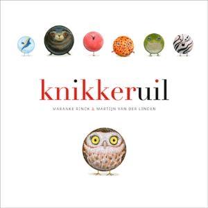Knikkeruil Prentenboek van de Kinderboekenweek 2017