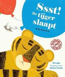 Ssst! De tijger slaapt Mini-editie met app