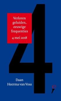 Daan Heerma van Voss - 4 mei-lezing / Stine Jensen - 5 mei-lezing 2018