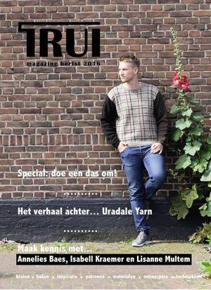 Trui magazine - herfst 2016
