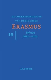 De correspondentie van Desiderius Erasmus - deel 15