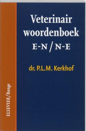 Veterinair woordenboek - E-N/N-E
