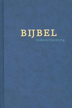 Bijbel Nieuwe Bijbelvertaling