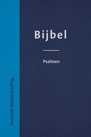Bijbel met Psalmen hardcover (HSV) + koker - 8,5 x 12,5 cm