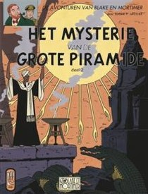 Blake & Mortimer 05 - Het Mysterie Van De Grote Piramide 02