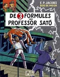 Blake & Mortimer 12 - Formules Van Professor Sato 02