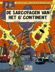 Blake & Mortimer 16 - Sarcofagen Van Het 6de Continent 01