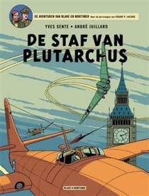 Blake En Mortimer 23 - De Staf Van Plutarchus