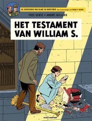 Blake & Mortimer 24 - Het Testament Van William S.