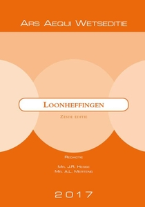 Loonheffingen - 2017