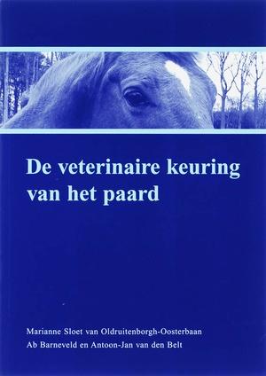 De veterinaire keuring van het paard