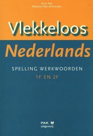 Vlekkeloos Nederlands - Spelling werkwoorden taalniveau 1F en 2F