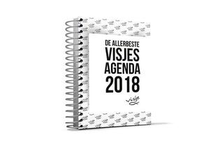 De allerbeste visjes agenda - 2018