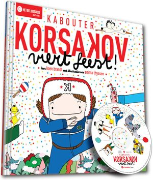 Kabouter Korsakov viert feest