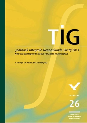 Jaarboek integrale geneeskunde - 2010/2011