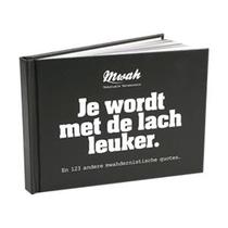 Boekje 'je Wordt Met De Lach Leuker' Mwah