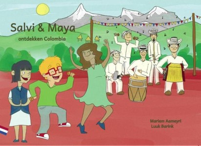 Salvi & Maya ontdekken Colombia