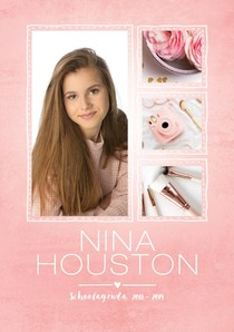 Nina Houston Schoolagenda 2018/2019