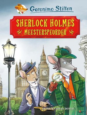 Sherlock Holmes, meesterspeurder