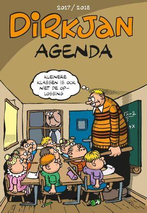 Dirkjan agenda - 2017/2018 schoolagenda