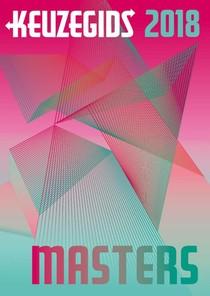 Keuzegids Masters  - 2018