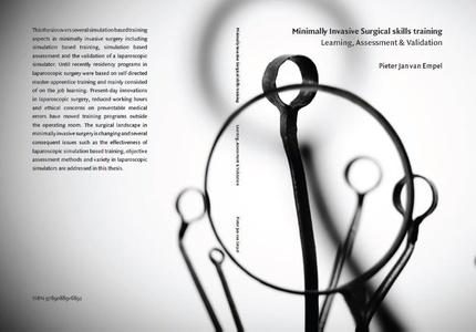 Minimally invasive surgical skills training,