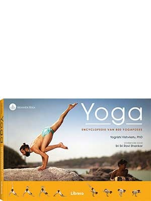 Yoga - Encyclopedie van 800 yogaposes
