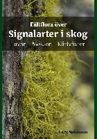 Faltflora Over Signalarter I Skog - Lavar, Mossor, Karlvaxter