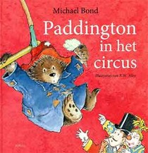 Paddington in het circus