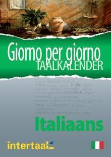 Giorno Per Giorno Taalkalender Italiaans (niet Jaargebonden)