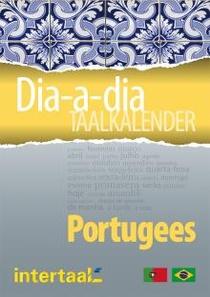 Dia-a-dia Taalkalender Portugees (niet Jaargebonden)