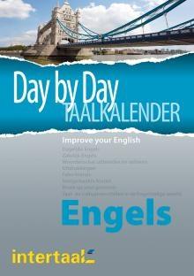 Day By Day Taalkalender (niet Jaargebonden)