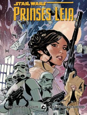Princess Leia - 2 De kinderen van Alderaan