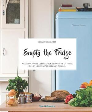 Empty the fridge