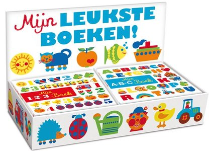 Display mijn ABC & 123 boek