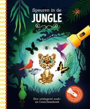 Speuren in de Jungle + kartonnen zaklamp