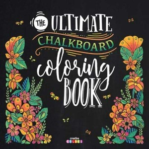 The ultimate chalkboard coloring book