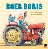 Boer Boris & Boer Boris in de sneeuw