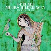 De Bundi-muurschilderingen in Rajasthan