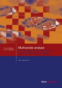 Multivariate analyse