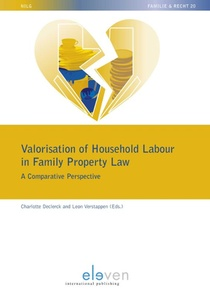 Valorisation of Household Labour in Family Property Law