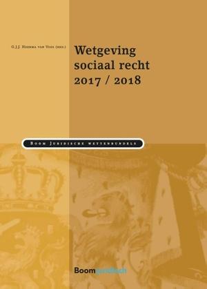 Wetgeving sociaal recht - 2017/2018