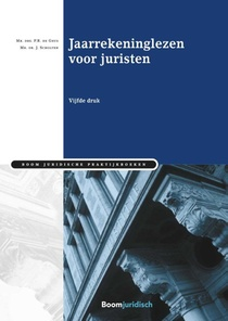Jaarrekeninglezen voor juristen